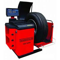 Wheel Balancing Machine For Car, Hcv & Htv