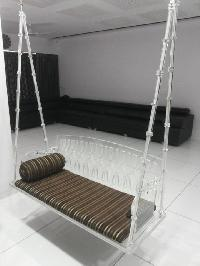 Acrylic Swing Chair