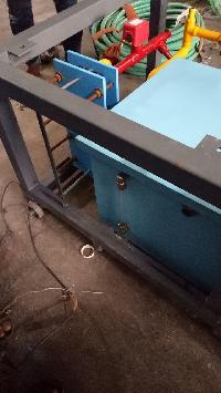 Small Capacity Induction Melting Furnace
