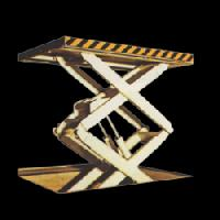 Pit Mounted Scissor Lift Tables