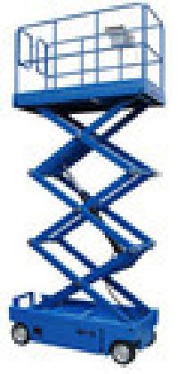 Self Propelled Access Scissor Work Platform