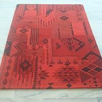 Hand Tufted Patchwork Carpet