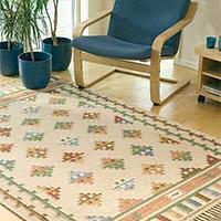 Kloestro Handwoven Carpet