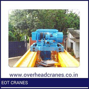 Eot Overhead Cranes