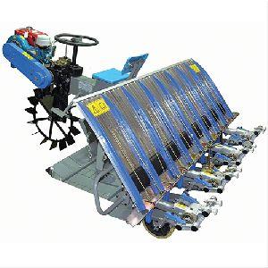8 Rows Paddy Transplanter