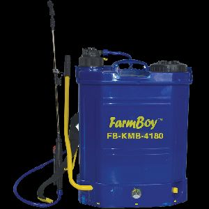 Knapsack Manual Cum Battery Sprayer