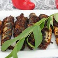Frozen Fried Sardines