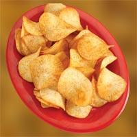 Round Tapioca Chips