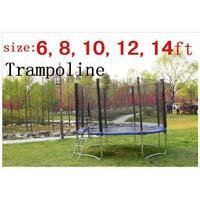 Gymnastic Trampoline