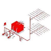 Hydrant System Installation