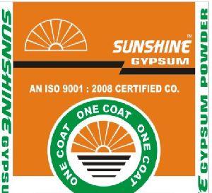 Sunshine One Coat Gypsum