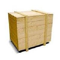 Wooden Cases, Wooden Crates