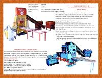 Flyash Brick Making Plant - Fully Automatic