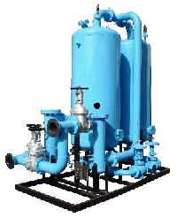 Heat of Compression Type Dryer