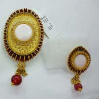 gold pendent sets