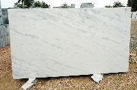 Jhanjar White Marble Slabs