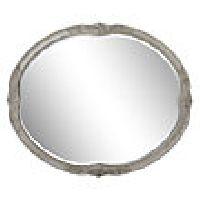 "Genevieve 53"" X 44"" Oval Mirror"