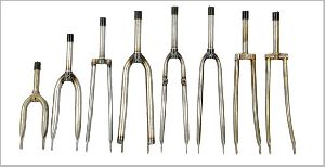 Bicycle Brazed And Welded Forks