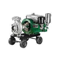 diesel operated engine pump set