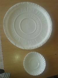 Duplex Paper Plates