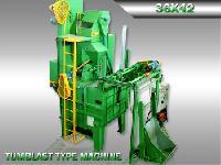 Tumblast Type Shot Blasting Machine