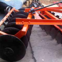 Medium Duty Disc Harrow