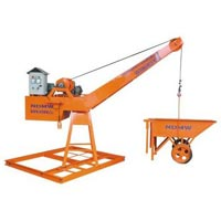 Building Material Lifting Machine (M1178)