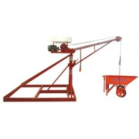 Building Material Lifting Machine (M1278)