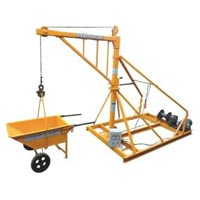 Building Material Lifting Machine (m1550)