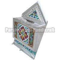 Meenakari Letter Box