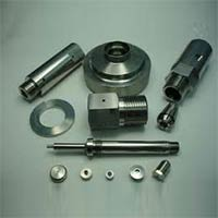 Precision Turned Parts