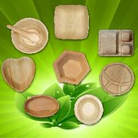 Areca Palm Leaf Plates