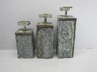 Iron Candle Pillar