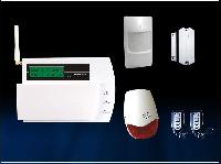 Gsm Wireless Alarm System