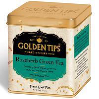 Rose Herb Green Tea