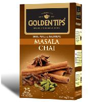 Golden Tips Masala Chai  25 Tea Bags