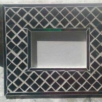 Thikri Inlay Work Mirror Frames