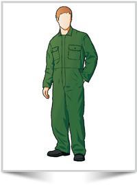 Standard Boiler Suits