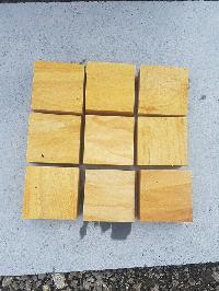 Teakwood Sandstone Cobbles