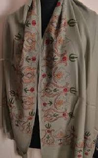 Embroidered Cashmere Pashminas Shawls