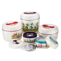 National Twins Hot Pot 5 Pcs Set