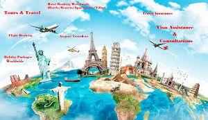 Tour & Travel Visa Consultancy Services