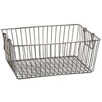 Iron Square Wire Basket