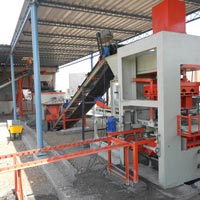 Automatic Fly Ash Bricks Plant