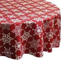 X-mas Tablecloth