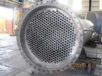 Shell Heat Exchanger, Tube Heat Exchanger
