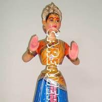 Traditional Thanjavur Dancing Doll