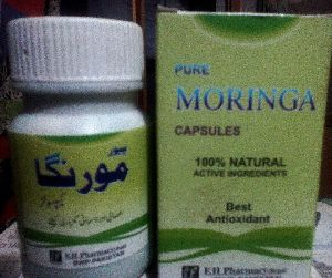 Pure Moringa Capsules