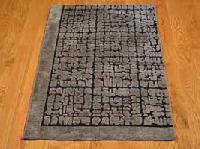 Modern Hand Knotted Woolen Carpets