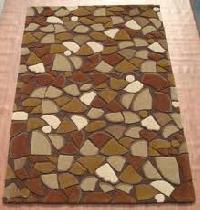 Modern Handloom Woolen Carpets